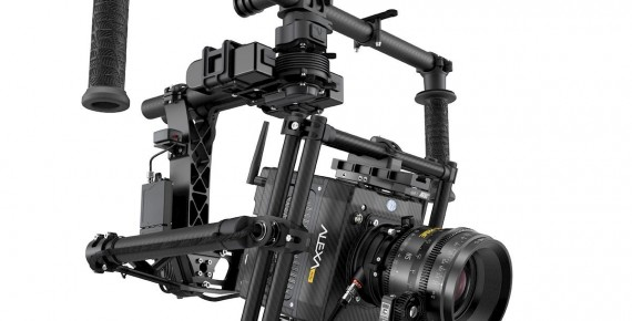 Freefly MōVI M15 Gimbal Stabilizer System